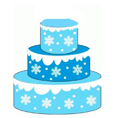 Bolo-Falso-Flocos-de-Neve-Decorativo-unidade