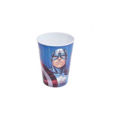 Copo-Capitao-America---320-ml---Vingadores---unidade