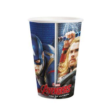 Copo-de-Papel---Os-Vingadores---The-Avengers---descartavel---180ml---08-unidades