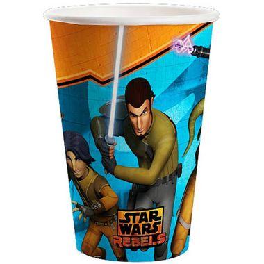 Copo-de-Papel---Star-Wars-180-ml---08-unidades