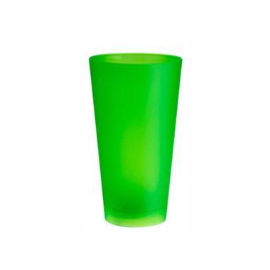 Copo-Eko-Led-500ml---Verde-Fluor---unidade