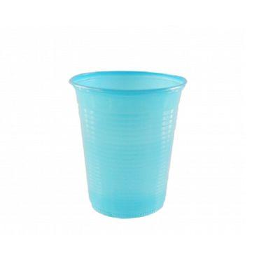 Copo-Forfest---200-ml---plastico-descartavel---Azul-Claro---pacote-50-unidades