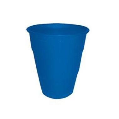 Copo-Happy-Line-210-ml---Azul---10-unidades