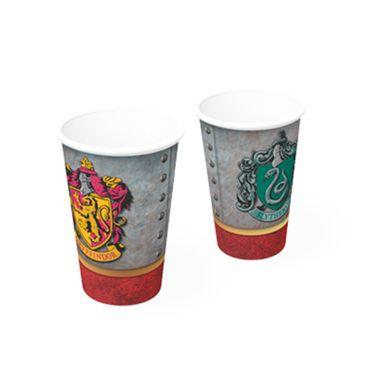 Copo-Papel-Harry-Potter---200-ml---embalagem-08-unidades