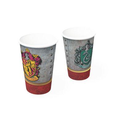 Copo-Papel-Harry-Potter---300-ml---embalagem-08-unidades