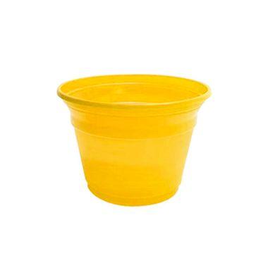 Copo-Sobremesa-Trik-Trik-100-ml---plastico-descartavel---Amarelo---pacote-50-unidades
