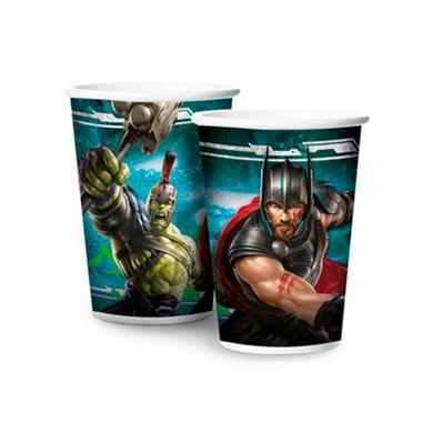 Copo-Thor-Ragnarok---180-ml---papel---embalagem-08-unidades