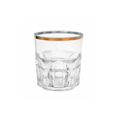 Copo-Whisky-340-ml-Cristal---Linha-Ouro---Acrilico---unidade