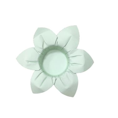 Forminha-Primavera-Lotus---Verde-Claro---40-unidades