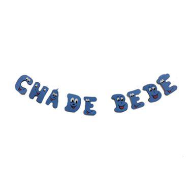 Frase-Carinhas---CHA-DE-BEBE---e-v-a----Azul---unidade