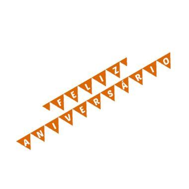 Bandeirola-Feliz-Aniversario---Laranja---unidade