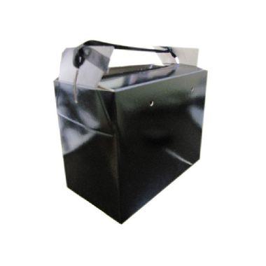 Bolsa-Surpresa-Lisa-com-Alca---cartonagem---Preto---pacote-8-unidades