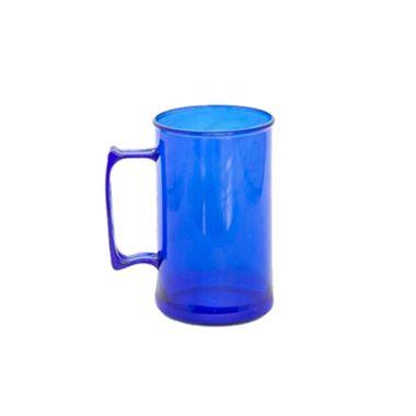 Caneca-de-Chopp-Acrilica-475-ml---cor-Azul-Neon---unidade