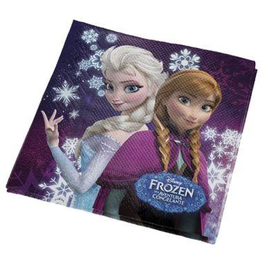 Guardanapo-Frozen---pacote-16-unidades