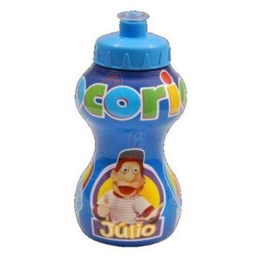 Garrafa-Cocorico---sleeve---plastica---350-ml---Azul---unidade