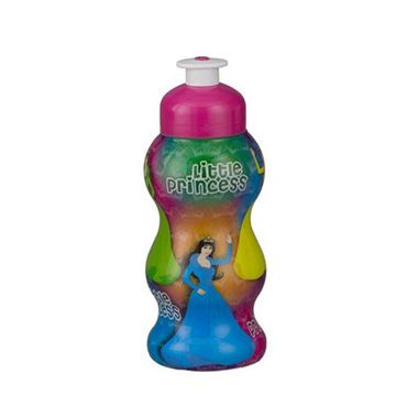Garrafa-Princesas---sleeve---plastica---300-ml---unidade