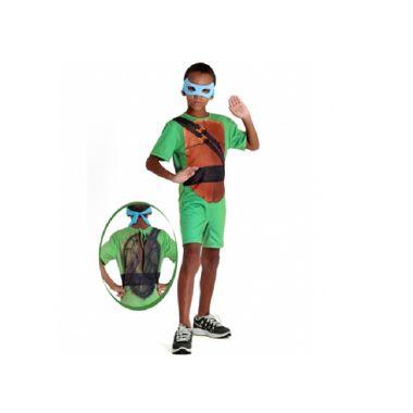 Fantasia-Tartarugas-Ninjas-POP---Leonardo---infantil---curta---tamanho-M