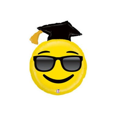 Balao-Emoji-Grad-37----metalizado---unidade