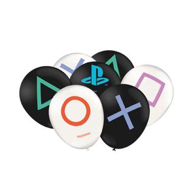 Balao-Playstation-9----Latex---Pacote-25-unidades