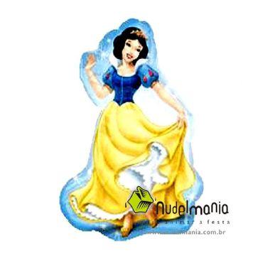 Balao-Princesa-Branca-de-Neve---Super-Shape---metalizado---unidade