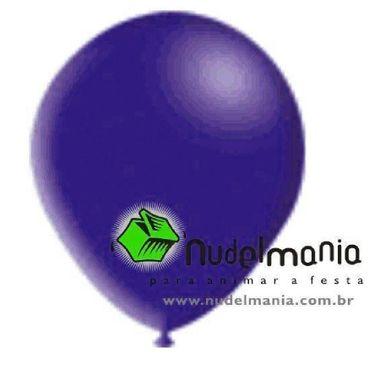 Balao-Profissional-9---latex---Roxo---pacote-50-unidades
