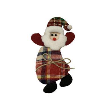 Enfeite-de-Natal-Papai-Noel-16cm---feltro---unidade