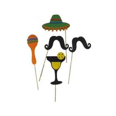 Enfeite-Mexicano---e-v-a----Palito---Kit-com-05-unidades