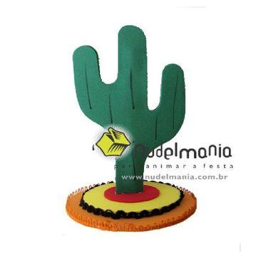 Enfeite-Mexicano-Cactus---Centro-de-Mesa---e-v-a----unidade