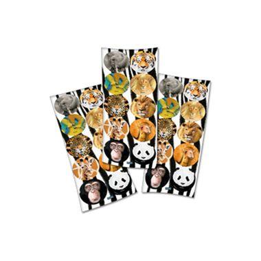 Adesivo-Decorativo-Mundo-Animal---3-cartelas-com-10-adesivos-cada