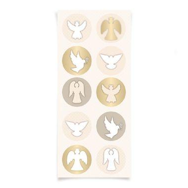 Adesivo-Decorativo-Redondo-Batismo---30-unidades