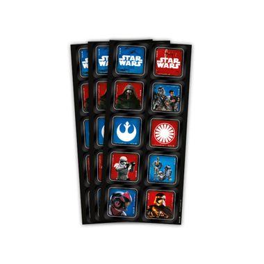 Adesivo-Quadrado-Star-Wars---3-cartelas-com-10-unidades-cada
