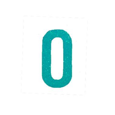 Aplique-Adesivo-Numero-0---Azul---e-v-a----embalagem-06-unidades