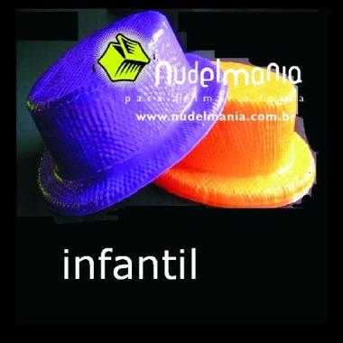 Cartola-Baixa-Lisa-INFANTIL-Nudel---FLUORESCENTE
