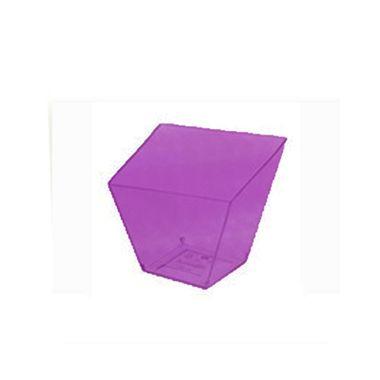 Copo-Italiano-40-ml---Lilas-Neon---embalagem-10-unidades