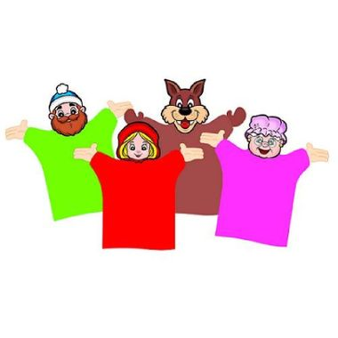 Fantoches-Chapeuzinho-Vermelho-cartonagem-pacote-04-unidades