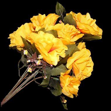 Buque-de-Flores-cores-sortidas-plastica-unidade