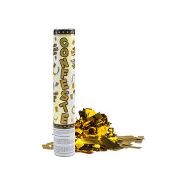 Confeste-Laminado-30cm-Colors----Dourado---unidade