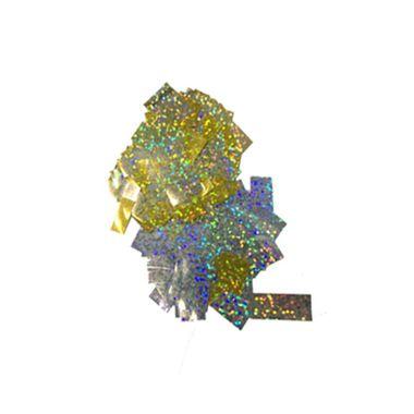 Confete-Decorativo-Metalizado-Holografico-5g---prata-e-amarelo---unidade