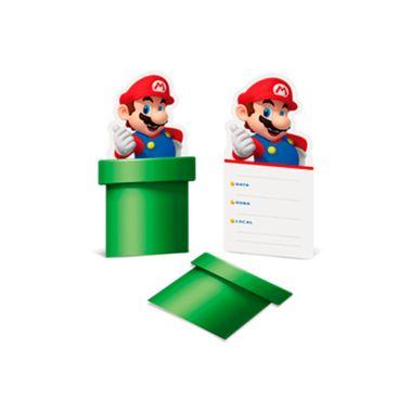 Convite-Super-Mario---08-unidades
