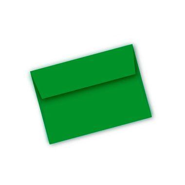 Envelope-Colorido---11-x-16-cm----Verde---10-unidades
