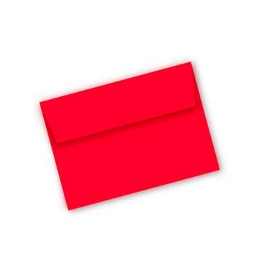 Envelope-Colorido---11-x-16-cm---Vermelho---10-unidades