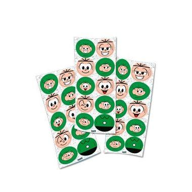 Adesivo-Decorativo-Cebolinha---3-cartelas-com-10-adesivos-cada