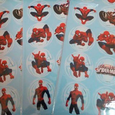 Adesivo-Redondo-Homem-Aranha---Spider-Man---grande---30-adesivos