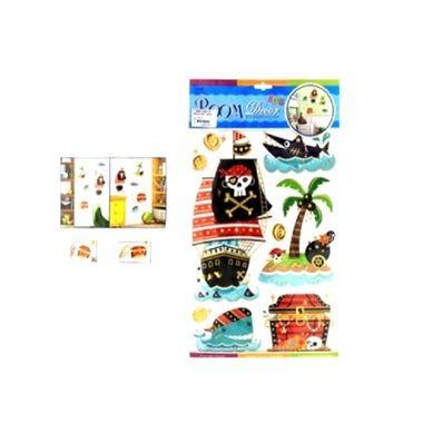 Adesivo-Retangular-Piratas---10-cartelas-com-4-unidades-cada