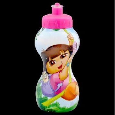 Garrafa-Dora-a-Aventureira---plastica---sleeve---350-ml---unidade