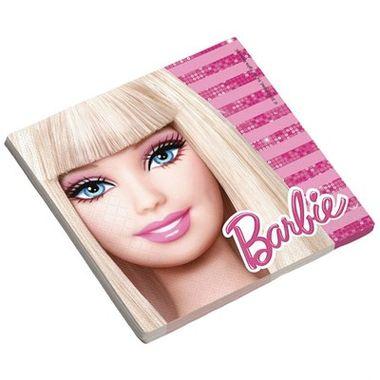 Guardanapo-Barbie-Core---25-x-25-cm---pacote-16-unidades