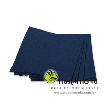 Guardanapo-Color---25-x-25-cm---Azul-Royal---pacote-20-unidades
