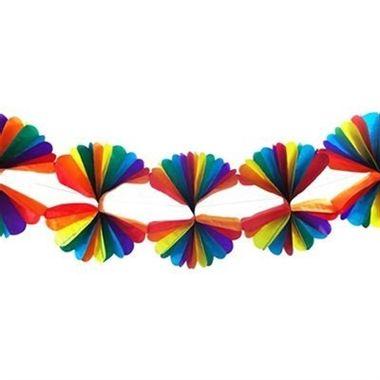 Guirlanda-Papel-de-Seda---cores-sortidas---unidade