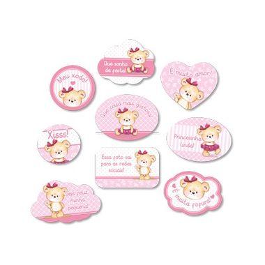 Kit-Placas-Ursinha-Rosa---09-unidades