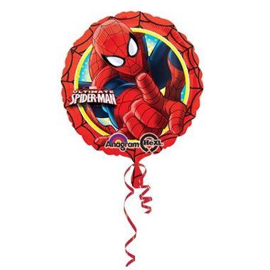 Balao-Homem-Aranha-Ultimate-20----metalizado---unidade